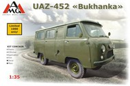Arsenal Model Group  1/35 UAZ-452 'Bukhanka' ARG35405