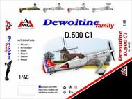Dewoitine D.500C1 #ARG48401