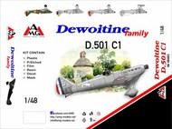 Dewoitine D.500C1 #ARG48403