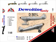 Dewoitine D.501L #ARG48415