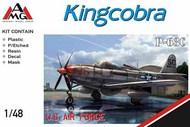Bell P-63C Kingcobra US #ARG48653
