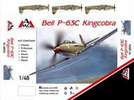 Bell P-63C Kingcobra Soviet Union #ARG48654