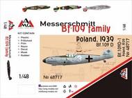 Messerschmitt Bf.109D-1 #ARG48717