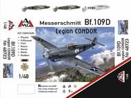 Messerschmitt Bf.109D-1 #ARG48723