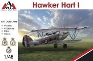 Hawker Hart I #ARG48902