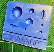 Forming tool for Photo Etched parts #AASQUNI01