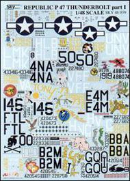 P-47 Aces USAF SKY48039