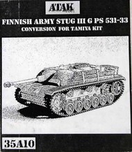 Finnish StuG IIIG Conversion #ATK35A10