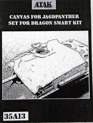 Jagdpanther Canvas Cover (DML) #ATK35A13