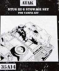 StuG III G Covered Stowage (TAM) #ATK35A14