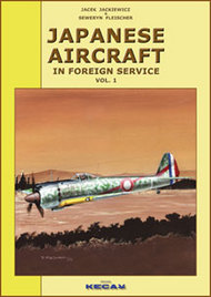 Atelier Kecay Publishing  None Japanese Aircraft in Foreign Service KEY06