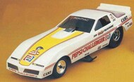 Atlantis Models  1/32 Pontiac Funny Car (Snap) (formerly Monogram) - Pre-Order Item AAN1042