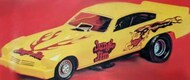 Atlantis Models  1/32 Jungle Jim Vega Funny Car (Snap) (formerly Revell) - Pre-Order Item AAN1119