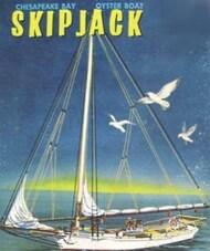 Chesapeake Bay Skipjack oyster Boat (formerly Pyro) - Pre-Order Item #AAN1160
