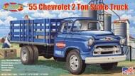 Atlantis Models  1/48 1955 Chevrolet 2-Ton Stake Bed Truck AAN1401