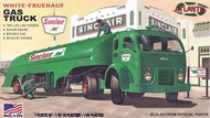 Mobilegas White Gas Truck w/2 Figures (formerly Revell) #AAN1402
