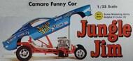 Atlantis Models  1/25 1971 Jungle Jim Camaro Funny Car (formerly Revell) - Pre-Order Item AAN1440