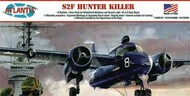 S2F Hunter Killer Helicopter (formerly Aurora) #AAN145