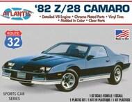 Atlantis Models  1/32 1982 Chevy Camaro Route 32 Car (formerly Monogram) AAN2004