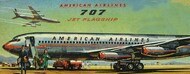 B707 Astrojet Aircraft (formerly Revell) - Pre-Order Item #AAN246