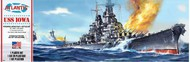 Atlantis Models  1/535 USS Iowa Battleship (formerly Revell) AAN369