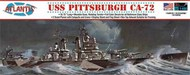 Atlantis Models  1/480 USS Pittsburgh CA72 Heavy Cruiser (formerly Revell) AAN457