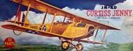 Atlantis Models  1/48 Curtiss Jenny JN4 BiPlane (formerly Lindberg) - Pre-Order Item AAN534