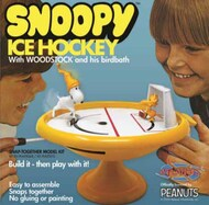 Snoopy Ice Hockey Game (formerly Monogram) (Snap) #AAN5696