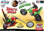 Atlantis Models  1/32 Tom Daniel's Roar' N Peace Motorcycle & Leap Hog 3-Wheeler (Snap) (formerly Monogram) AAN6600