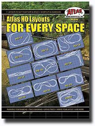 Atlas  HO Layouts For Every Space ATL11