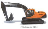 Atlas  HO Volvo Excavator Ec210 ATL30000084
