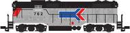 Atlas  N N Gp7 Amt 762 W/dcc ATL40002186