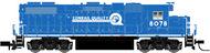 Atlas  N N Gp38-2 Diesel Con 8072 W/dcc ATL40002290