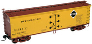 Atlas  N 40' Wood Reefer Erie 62206 ATL50001261