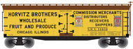 Atlas  N 40' Wood Reefer Hb 14404 ATL50001263
