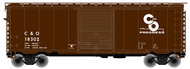 Atlas  N 40'Ps-1 Boxcar C&O 17228 ATL50001316