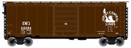 Atlas  N 40'Ps-1 Boxcar Jc 23542 ATL50001320