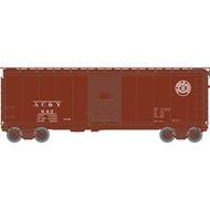 Atlas  N 40'Ps-1 Boxcar Ac&Y 704- Net Pricing ATL50001933