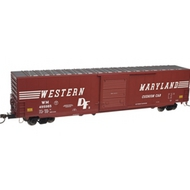 Atlas  N 60'Acf Ap Boxcar Wm 495979- Net Pricing ATL50001992