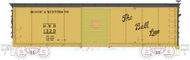 Atlas  N Usra Steel Box M&W 1301- Net Pricing ATL50002328