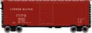 Atlas  N 40'Ps-1 Boxcar Cr 4010- Net Pricing ATL50002345