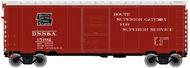 Atlas  N 40'Ps-1 Boxcar Dss&A 15104- Net Pricing ATL50002347