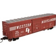 Atlas  N 50'Pre Des Boxcar Wm 35204- Net Pricing ATL50002543