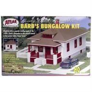 Atlas  HO Barb's Bungalow Kit ATL712