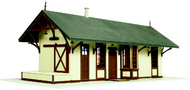 Atlas  HO Ho Maywood Station Tan Kit ATL720