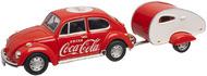 Atlas  1/43 Coca-Cola '67 Vw Bug & Tr ATL820060