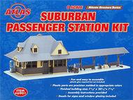 Atlas O Scale Train  O Passenger Station Kit ATO6901