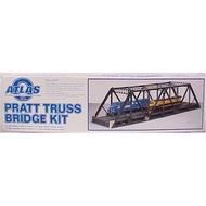 Atlas O Scale Train  O O Sgl Track Truss Bridge Kit ATO6920
