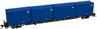 Atlas Trainman  N Plus 85'Trash Flat Ga 638048- Net Pricing ATT50000806