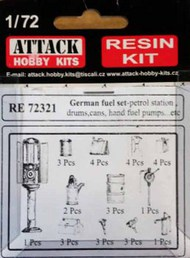 German Fuel Set #ATK72321